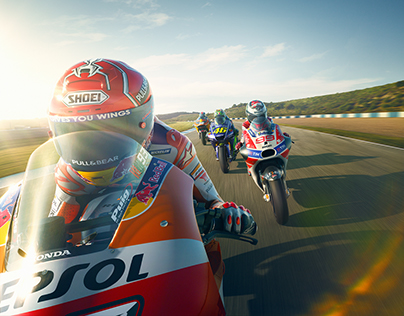MotoGP: CGI