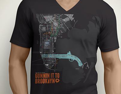 Gunnin It To Brooklyn