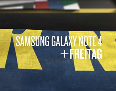Concept Note x Freitag VEIG