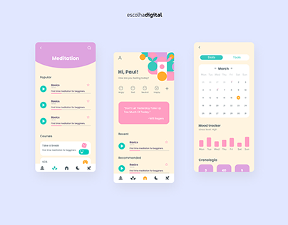Headsound- Wellness app