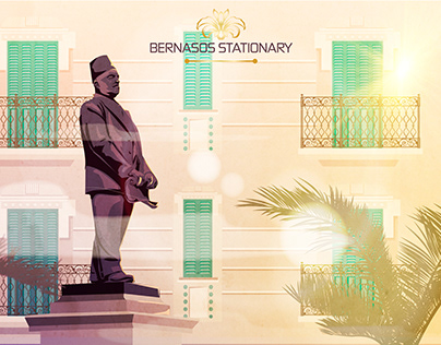 BERNASOS STATIONARY