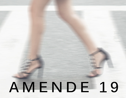 Amende 19 Shoes S/S 2016