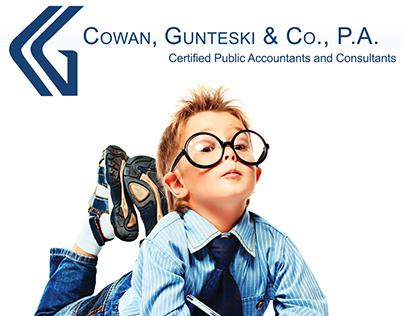 Cowan Gunteski Tradeshow Banner Stands