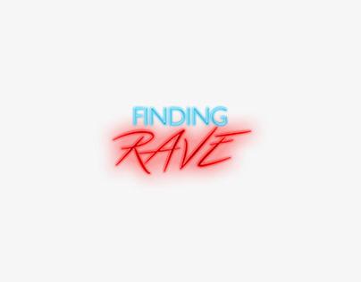 Logo - Finding Rave