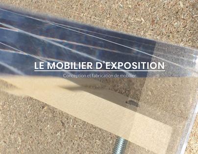 Mobilier d'Exposition - Laboratoire Culturel