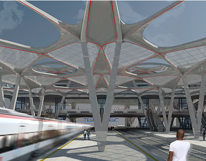 New Berea railway station, Durban, South Africa