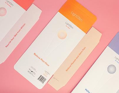 LightStim - Branding, Packaging, & Website Design