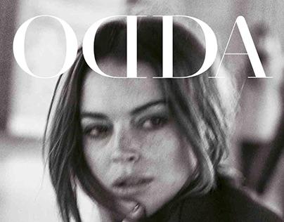 ODDA 12 (Fashion Editoral/Writing)