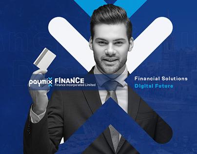 FinanceIncorporated - Website Design