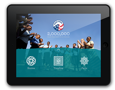 Peace Corps - Partnership App