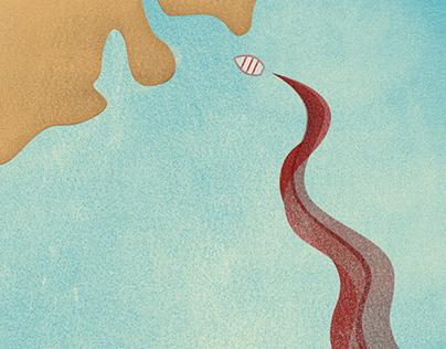 Migration To Lampedusa