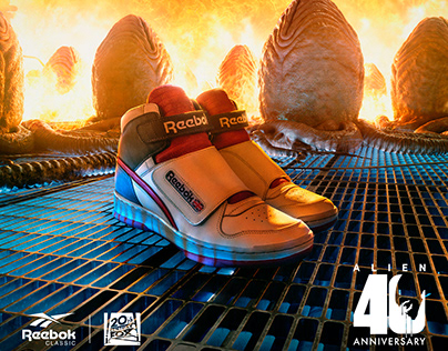 Reebok Alien Stomper 40th Vintage