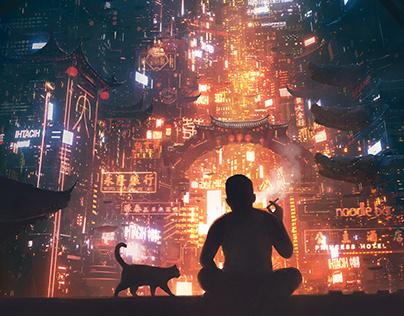 Cyberpunk Works