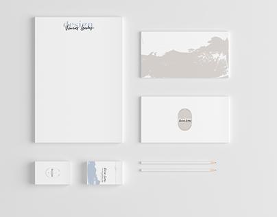 Personal Rebrand Viviane Lenders Design