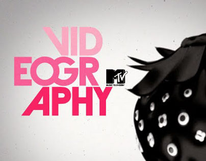 MTV Videography motion graphic