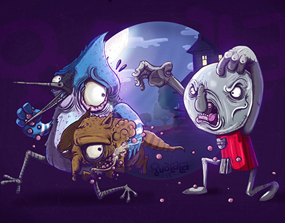 REGULAR SHOW BY GUACALA
