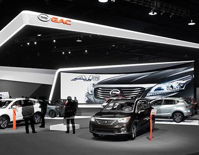 GAC Detroit Motor Show Concept Design