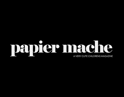 Papier Mache by Lila&Tom