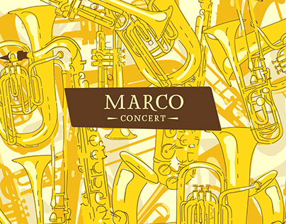 Marco Concert Posters