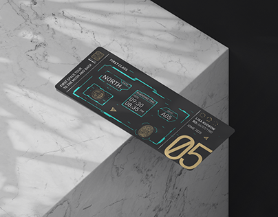 Tickets / Cash Coupons Mock-Ups Vol.1