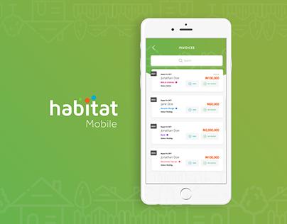 Habitat Mobile Design Process Showcase