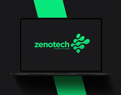Logo + Id Visual - Zenotech