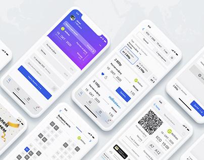 Мобильное приложение All Airlines