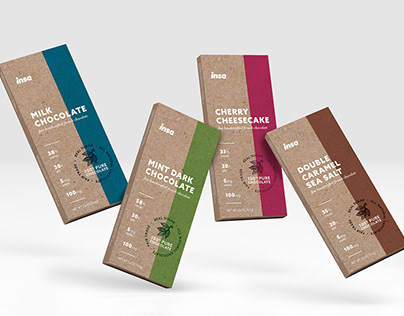 Packaging Designs for Cannabis Company