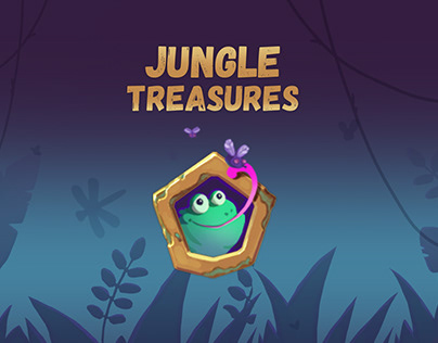 Jungle treasures - Mobile game