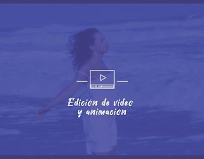 EDICIÓN DE VIDEOS | ANIMACIÓN
