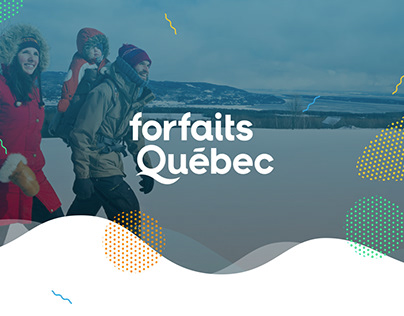 Forfaits Québec | Brand and Interactive