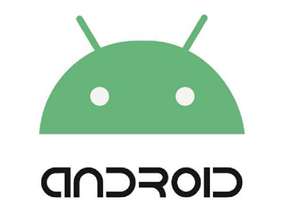 illustrator  android logo and i pad