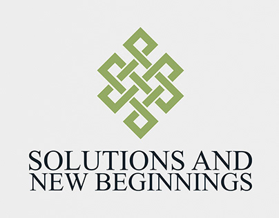 Solutions and New Beginnings Logo