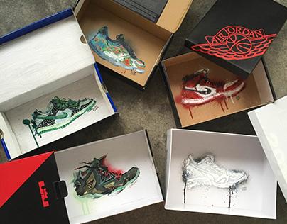 SneakerBox Art