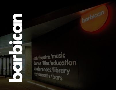 Barbican redesign concept