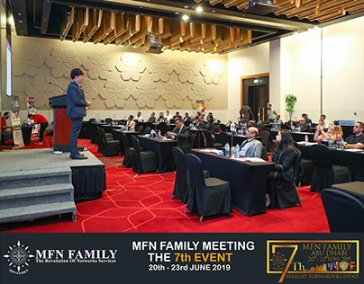Freight Forwarder Event 2019 - MFN FAMILY