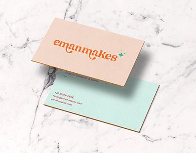 Personal Branding - emanmakes