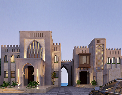Arabian House
