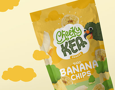 Cheeky Kia Organic Dried Snacks