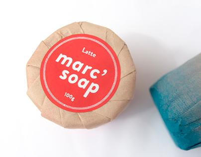 marc'soap