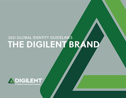 Brand Update: Digilent Brand Identity Style Guide