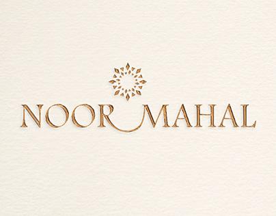 Hotel Noor Mahal - Branding