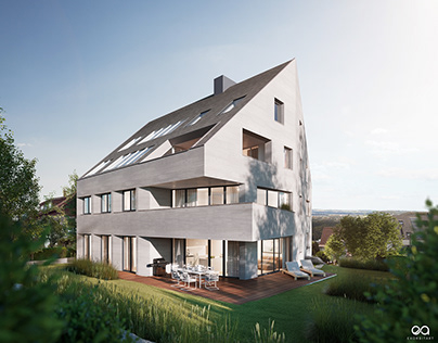 Villa - Stuttgart Sillenbuch