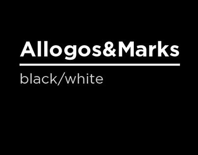 All Logos & Marks B/W