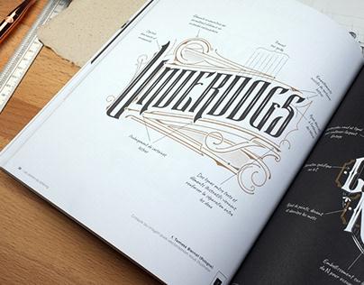 Featured | Les ateliers du lettering-Francis Chouquet