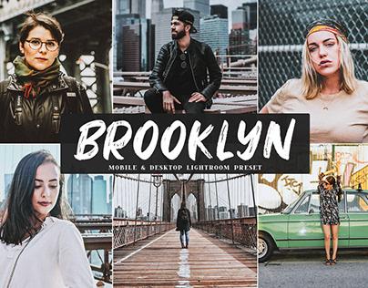Free Brooklyn Mobile & Desktop Lightroom Preset