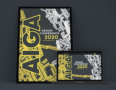 AIGA Design Conference Website Redesign
