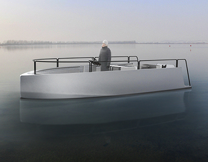 Accessible Boat - BA Thesis