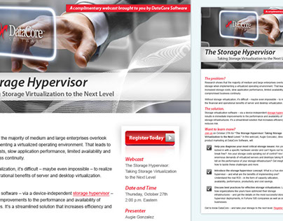 Datacore Email