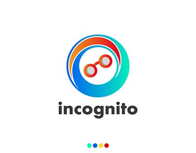 incognito logo design